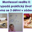 MONTESSORI REALITA II.